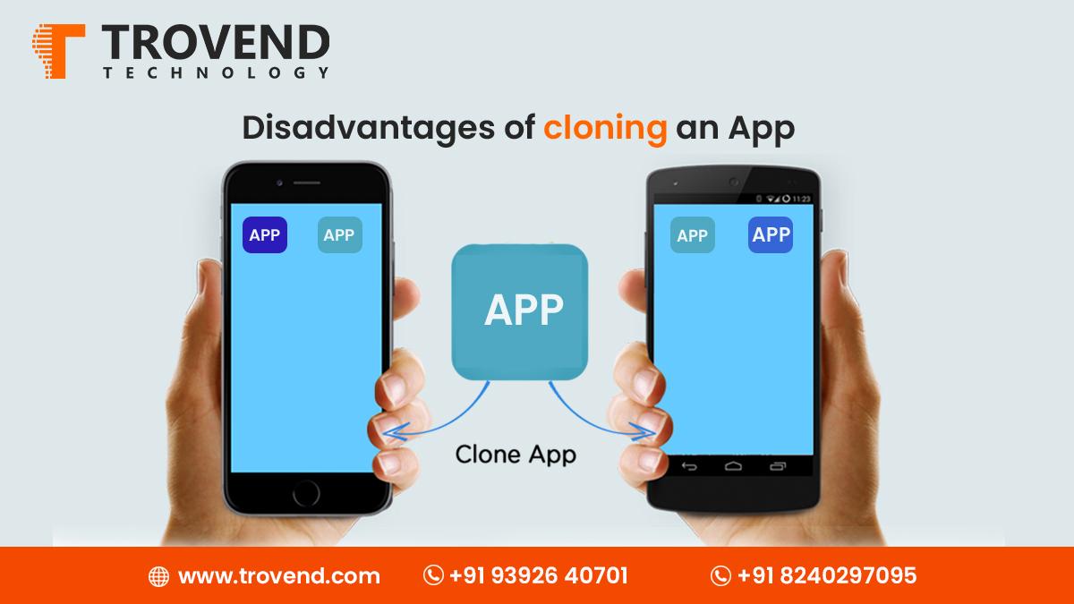 cloned mobile app
