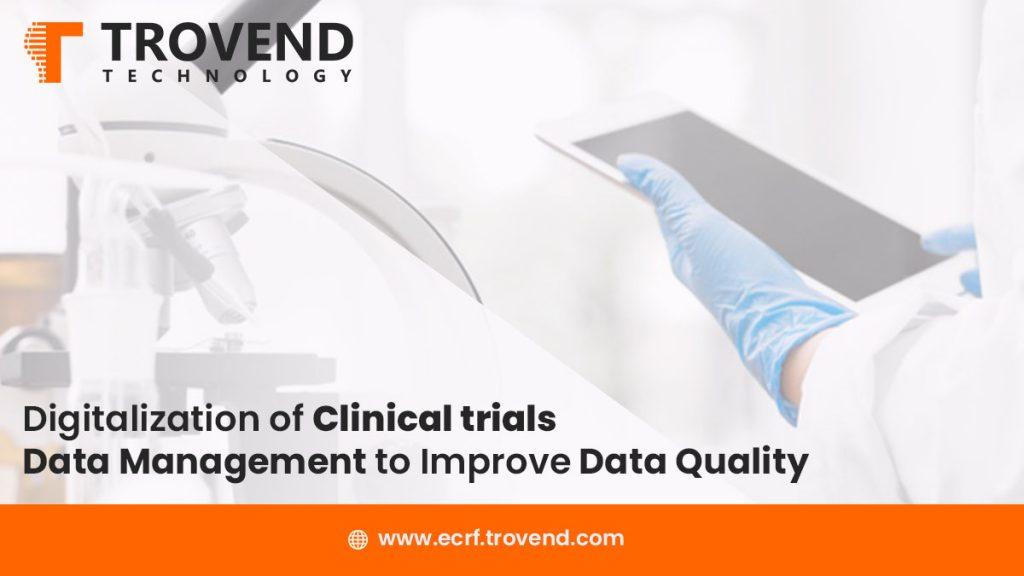 digitalization of clinical trials