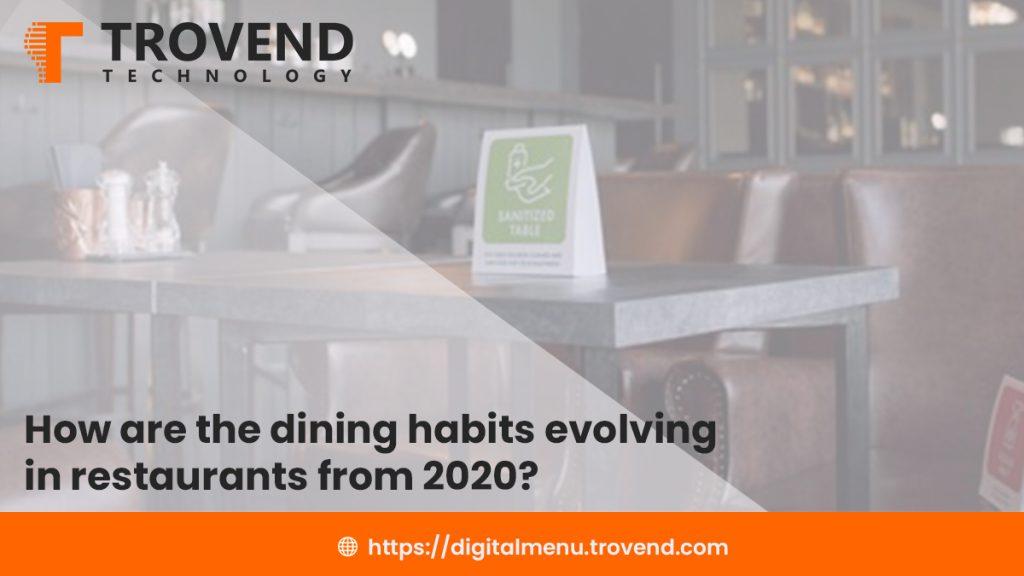 dining habits