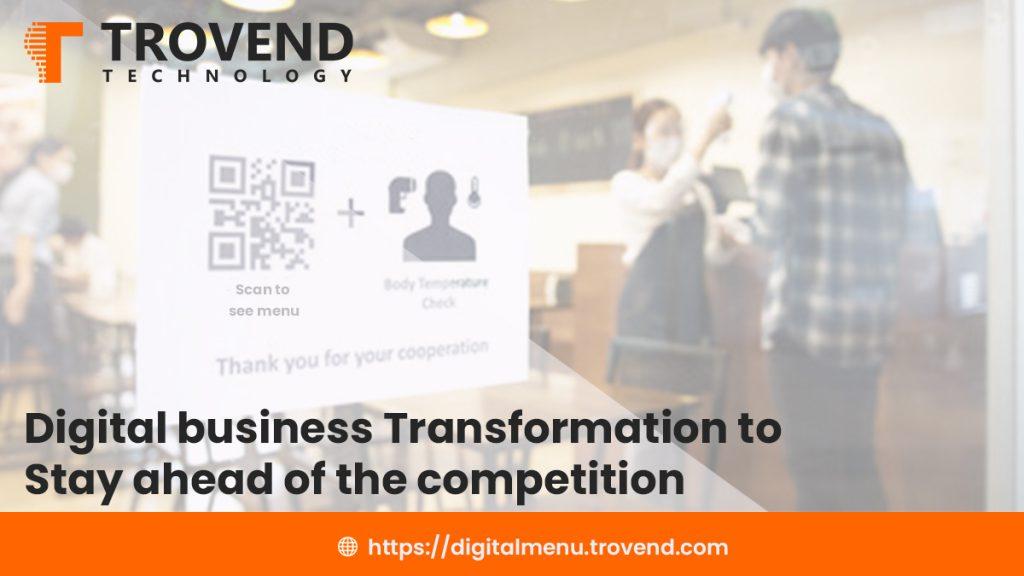 digital business transformation