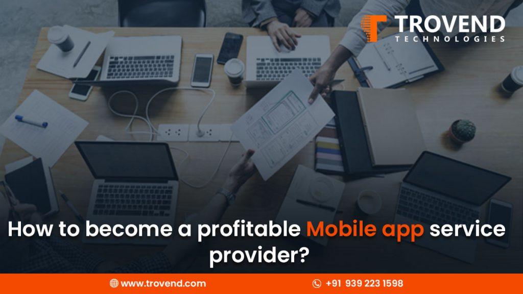 mobile app service provider