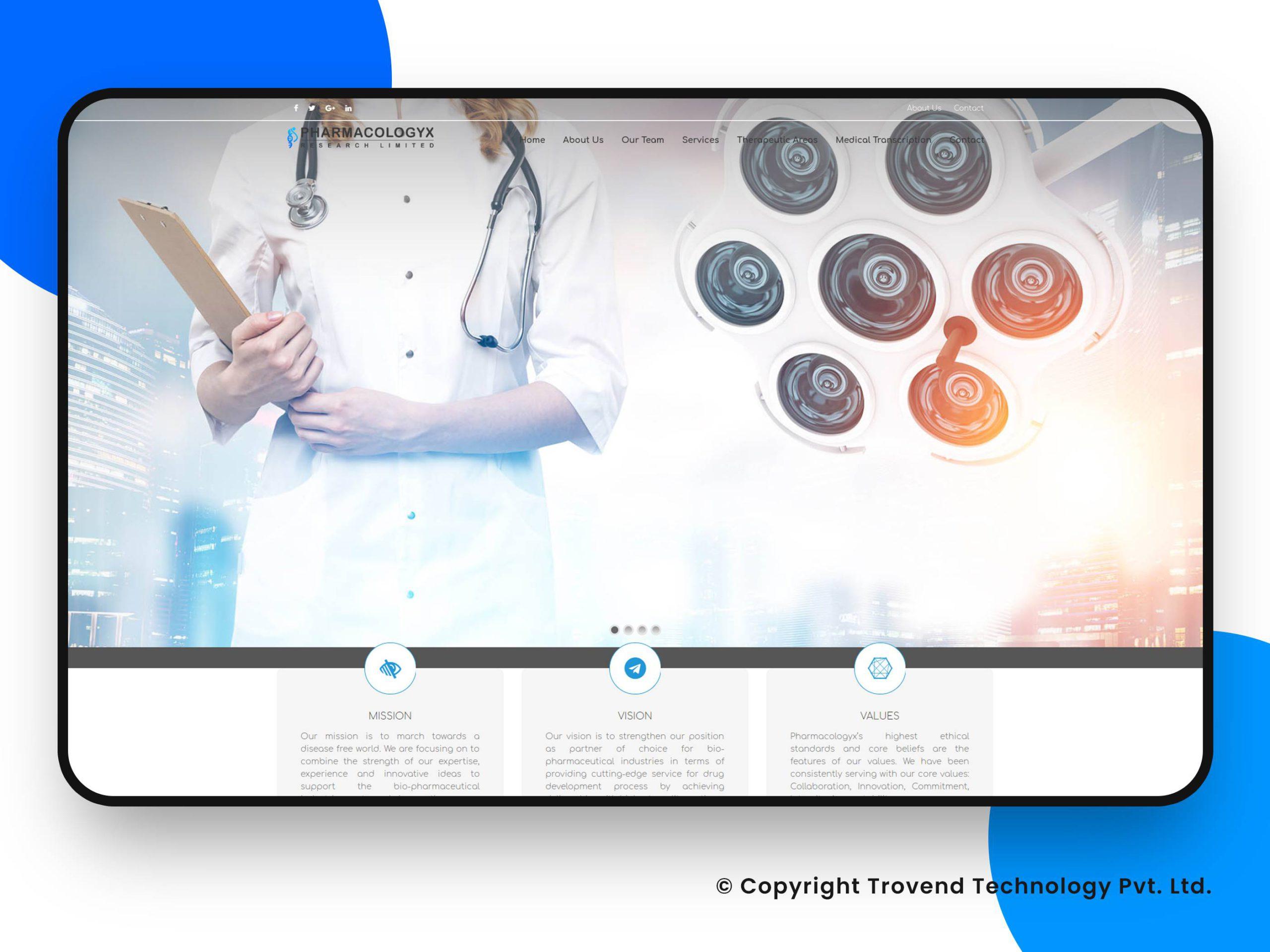 Pharmacologyx